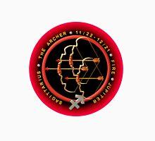 Sagittarius  zodiac astrology by Valxart Unisex T-Shirt