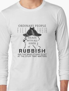 Ordinary people 2.0 Long Sleeve T-Shirt