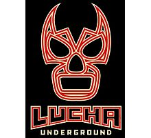 Lucha Underground Forever Photographic Print