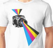 cmyk shooter Unisex T-Shirt