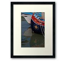 Burano Bows Framed Print