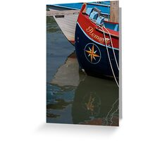Burano Bows Greeting Card