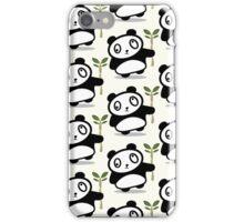 PANDA - Absolutely Bamboozled iPhone Case/Skin