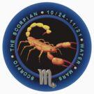 Scorpio zodiac astrology by Valxart by Valxart
