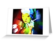 Is Drinking Affecting Your Life? Greeting Card