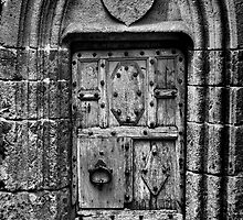 The Door at Conque by timgraphics