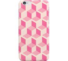 Cute Pink Blocks iPhone Case/Skin