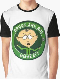 Mr Mackey (drugs are bad) Graphic T-Shirt