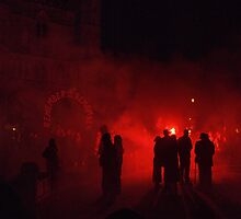 Battle Bonfire 2012 - Remember Remember the 5th of November by seymourpics
