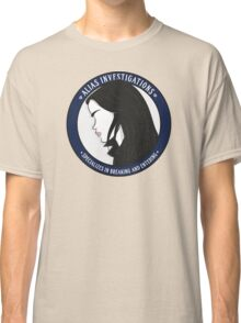 Jones' Alias Investigations Classic T-Shirt