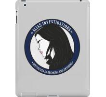 Jones' Alias Investigations iPad Case/Skin