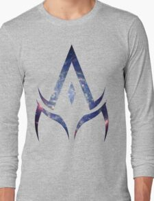 alpha is your master. Long Sleeve T-Shirt