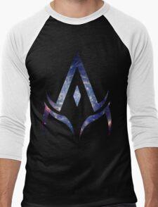alpha is your master. Men's Baseball ¾ T-Shirt
