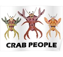 Crab People (South Park) Poster