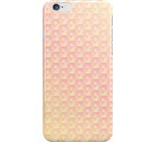 Grunge Pastel Cubes iPhone Case/Skin