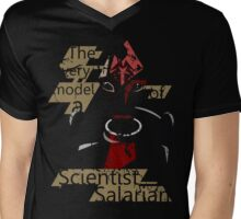 Mordin, Scientist Mens V-Neck T-Shirt
