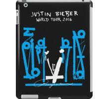 Justin Bieber Purpose iPad Case/Skin