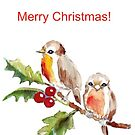 Merry Christmas to you! by Maree Clarkson