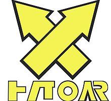 Splatoon - Turf War! Yellow by NinjasInCarpets