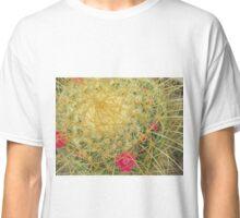 Glowing cactus Classic T-Shirt