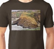 Headlands of the Jughandle State Reserve Unisex T-Shirt