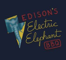 Electric Elephant BBQ T-Shirt