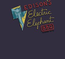 Electric Elephant BBQ Unisex T-Shirt
