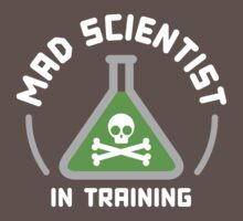 Mad Scientist in Training One Piece - Short Sleeve
