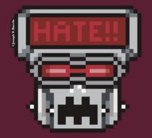 Love-Hate Bot - Hate by JoesGiantRobots