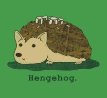 Hengehog by vonplatypus