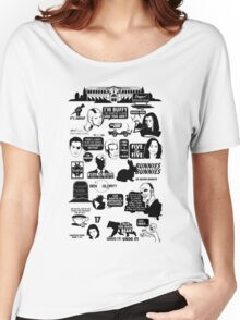 Quotes From the Hellmouth Women's Relaxed Fit T-Shirt