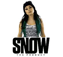 Snow Tha Product Forever Photographic Print