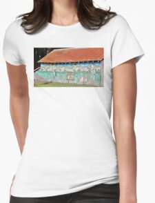 Going Our Way? Womens Fitted T-Shirt
