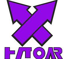 Splatoon - Turf War! Purple by NinjasInCarpets