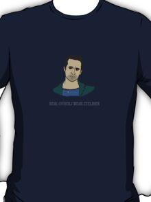 Richard Alpert and his Eyeliner T-Shirt