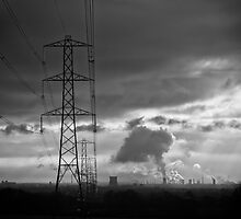 When storms of man and nature collide  by clickinhistory