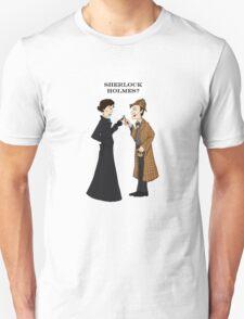 sherlock who? T-Shirt