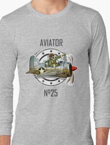 Aviator nº25 Long Sleeve T-Shirt