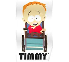 Timmy (South Park) Poster