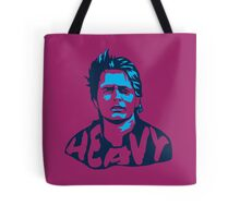 Marty McFly Pop Art Tote Bag