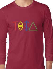 Cool Tisa Long Sleeve T-Shirt