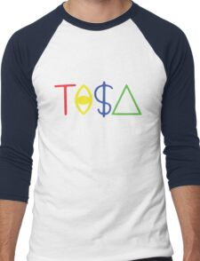 Cool Tisa Men's Baseball ¾ T-Shirt