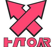 Splatoon - Turf War! Pink by NinjasInCarpets