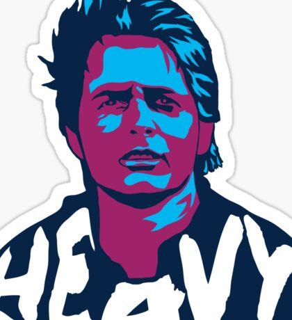 Marty McFly Pop Art Sticker