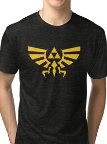 Crest of hyrule Tri-blend T-Shirt