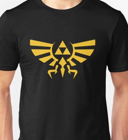 Crest of hyrule Unisex T-Shirt