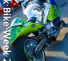 Countdown to Black Bike Week 2013 by ncash56