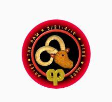 Aries zodiac astrology by Valxart  Mens V-Neck T-Shirt