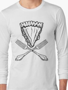 Pie(rate) Long Sleeve T-Shirt