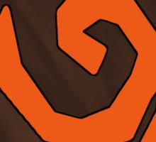 Deku Shield Sticker